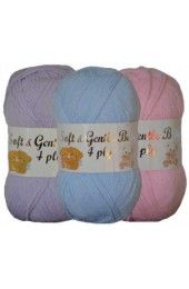 Soft & Gentle Baby 4 Ply